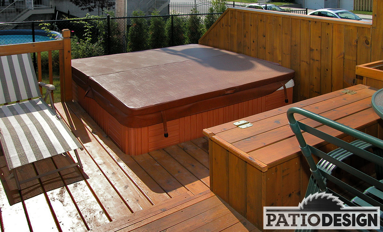 Pin patio et spa on pinterest for Spa et patio