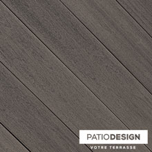 Fiberon Symmetry Graphite Deck