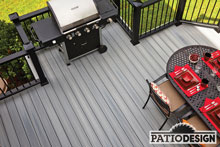 Terrasse Fiberon par Patio Design inc.