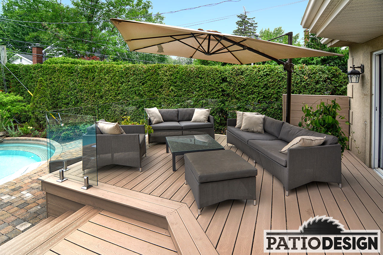 Patio Design Construction Amp Design De Patios Et
