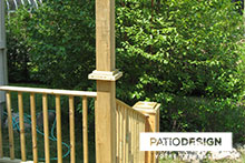 Rampes pour Patio par Patio Design inc.