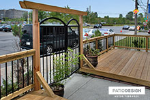 Commercial by Patio Design inc.