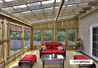 Patio Design - Construction & Design of Gazebos or Pavilions