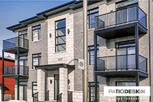 Aluminium Balconies by Patio Design inc.