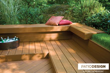 Terrasse Azek par Patio Design inc.