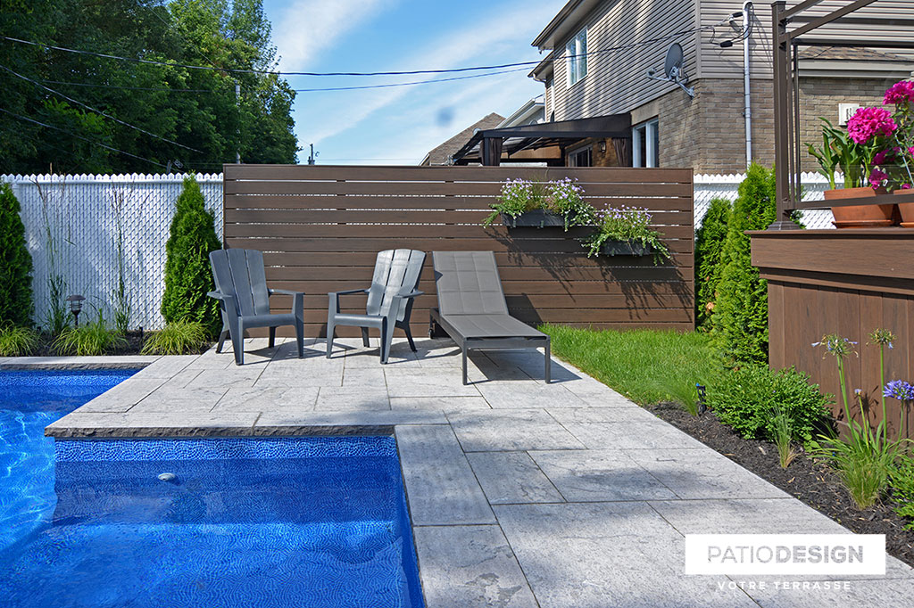 Patio Design - Construction & Design of TimberTech Terraces and Patios