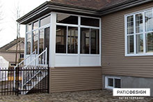 Three Seasons Patios by Patio Design inc.