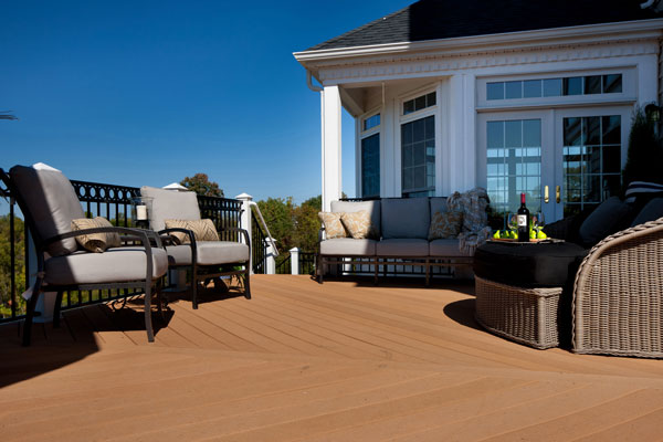 Patio Design MoistureShield
